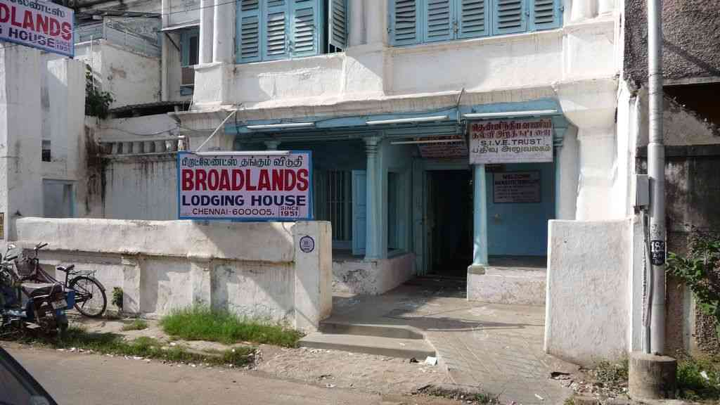 Highlands Lodge (name changed), Chennai