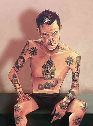 Russian Tattoo Meanings Wiki: 13 Amazing Russian Tattoo Meanings :Know The Secret