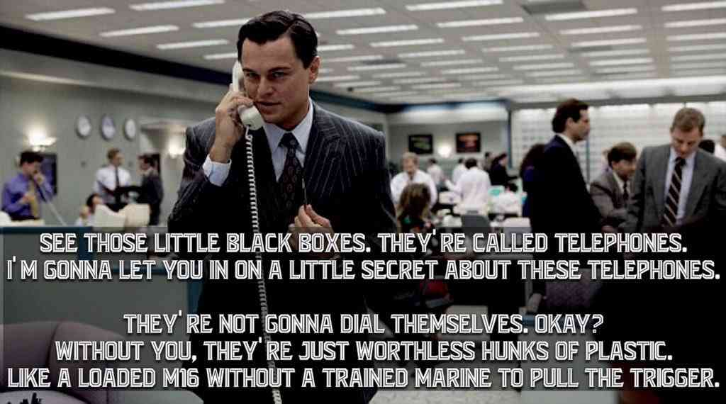 60 Wolf Of Wall Street Quotes To Get You Fired Up For Life Beauteous Wall Street Quotes