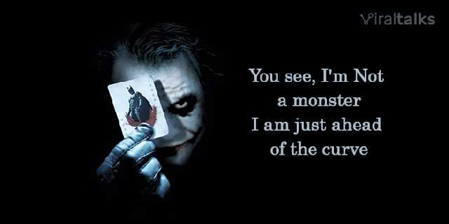17 Best Joker Quotes That Might Intimidated Batman Too
