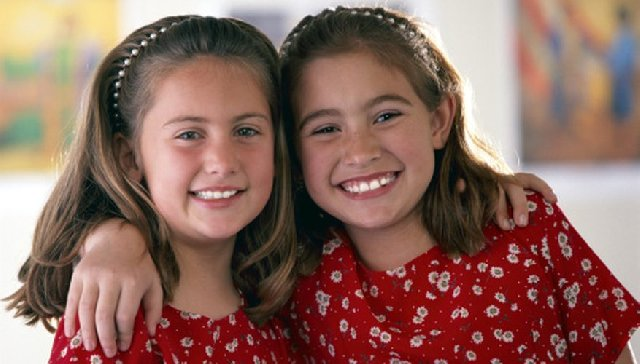 identical twins not identical